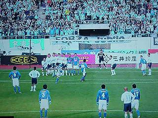 名波浩 引退試合 STELLE JUBILO vs AZZURRI GIAPPONE_c0025217_13563913.jpg