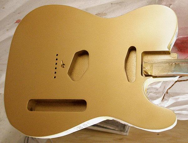 上野楽器・Kさんオーダーの「Modern-T」の着色完了!_e0053731_19363480.jpg