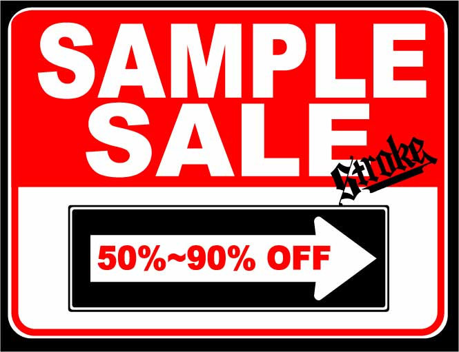 SAMPLE SALE CORNER_d0101000_019618.jpg