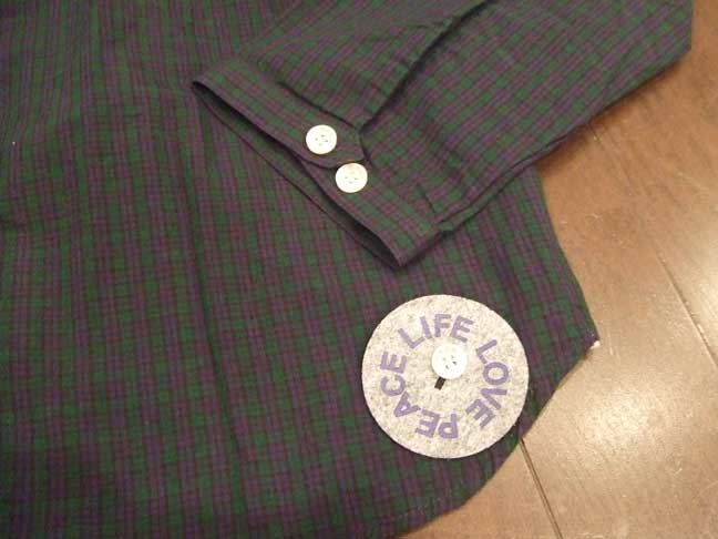 melple (メイプル) BAG UP フードシャツ_b0122806_1245462.jpg
