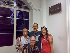 San Art in Saigon ディン・Qがつくったアートセンター訪問記 _b0074921_22585790.jpg