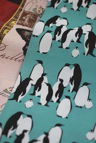 ラッピングペーパー&ペンギンの話_f0179528_10281126.jpg