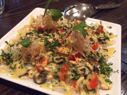 イタリア食堂 MAMMA (マンマ) 新潟市中央区_e0125732_22302488.jpg