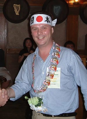 【独占インタビュー】 ギネスビール品質管理最高責任者ピーター・コール氏に聞く_c0069047_0304963.jpg