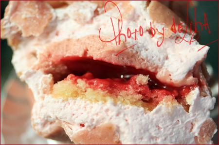 『アンリ・ルルー』ガレット包みのケーキ <オモニエール>_c0131054_14533881.jpg