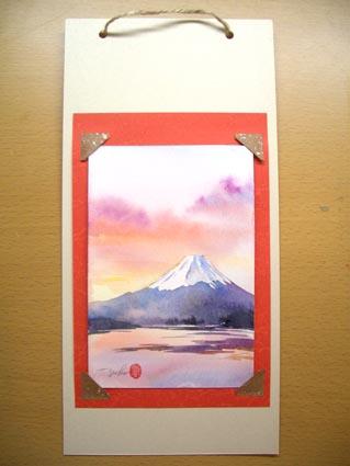 富士山を描く_f0176370_1933376.jpg