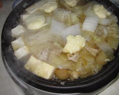 1月11日「山芋inよせ鍋」_f0003283_1837356.jpg