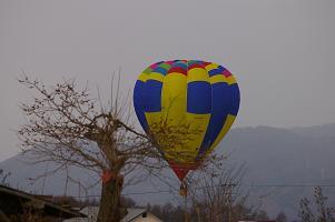 空飛ぶ気球。_f0163491_19453041.jpg