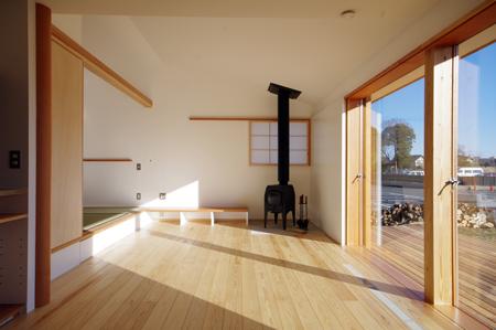 おだやかな家(つくばの家2)_b0038919_17343764.jpg