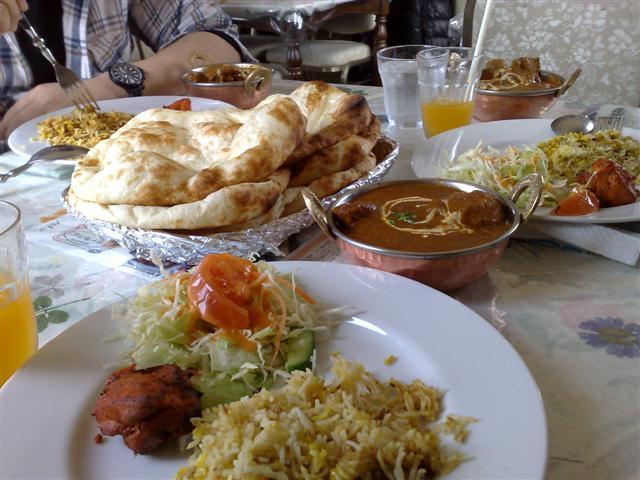 パキスタンのカレー_b0132338_5344044.jpg