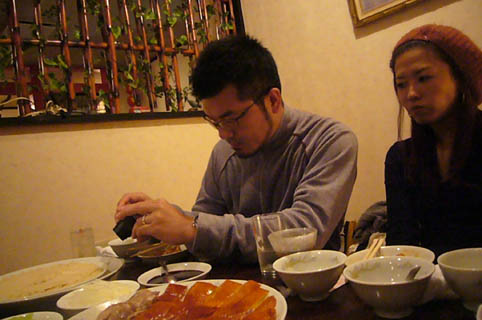 Why don\'t you having the Beijing duck?_c0153966_2329570.jpg