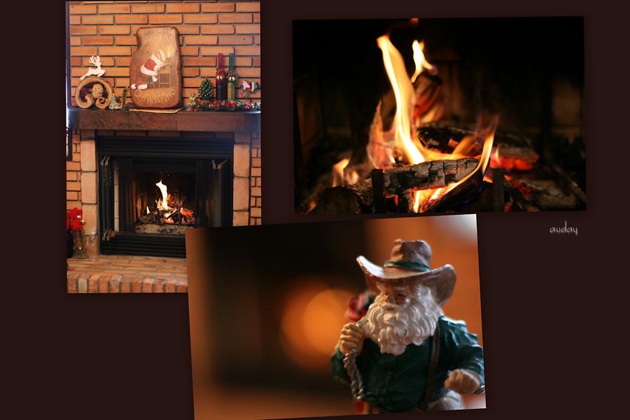 暖か~く燃える暖炉に癒されて下さい♪_c0048494_1844327.jpg