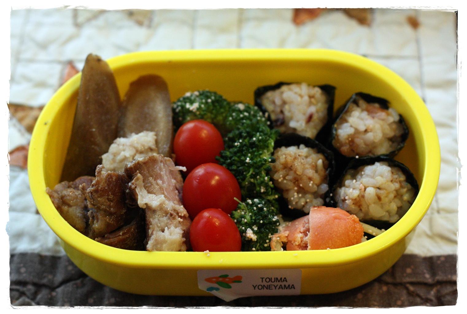 豚の角煮弁当_f0021101_381691.jpg