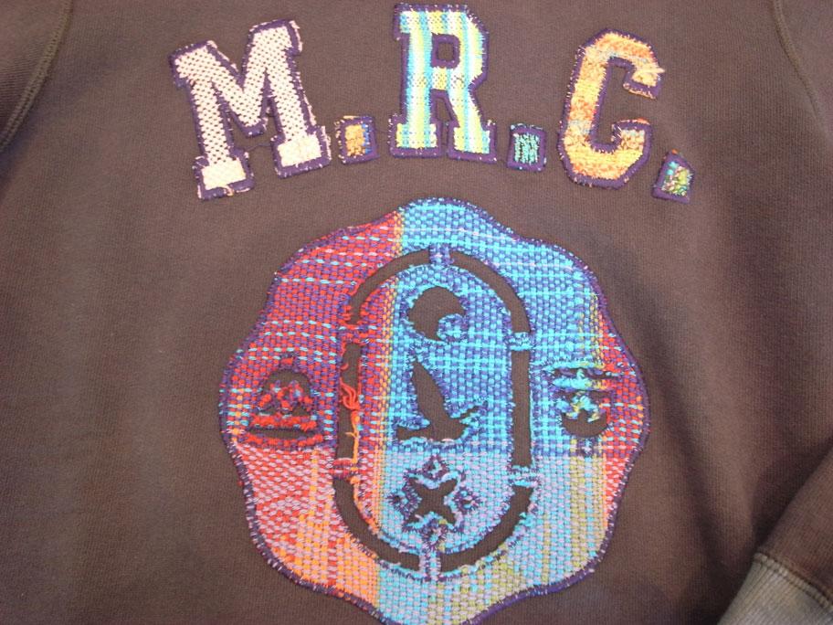 "miraco (ミラコ) \"" M.R.C SAORI \"" フードパーカー_b0122806_15365585.jpg"