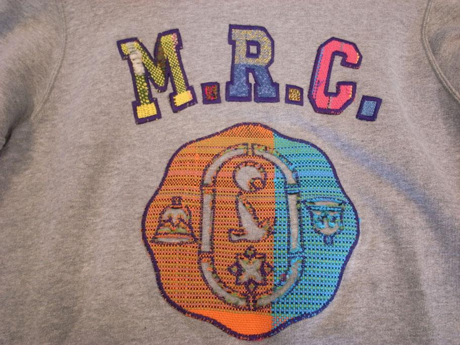 "miraco (ミラコ) \"" M.R.C SAORI \"" フードパーカー_b0122806_1537131.jpg"