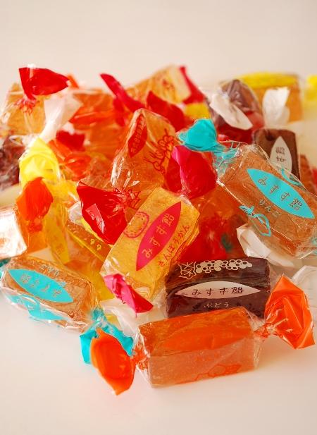 くだもののお菓子-みすヾ飴_c0177814_18301765.jpg
