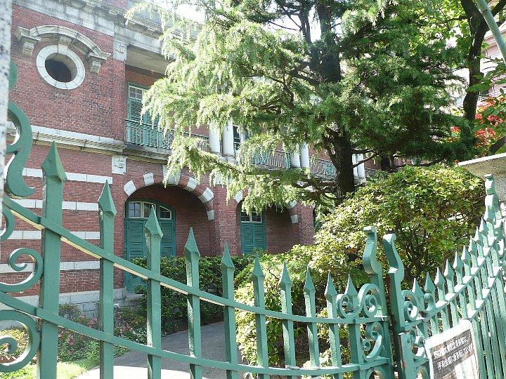 旧長崎英国領事館本館 : レトロ...