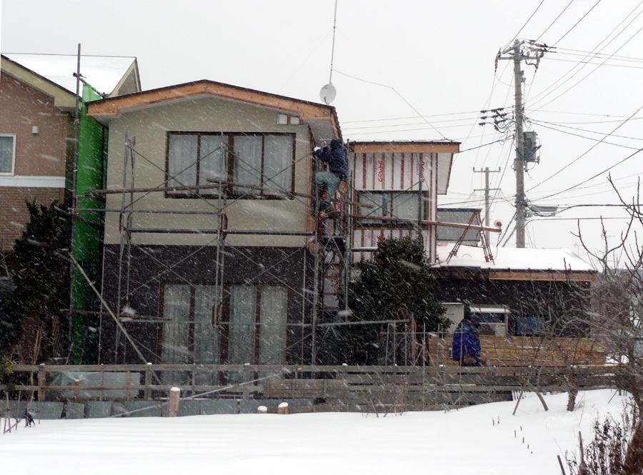 A邸「断熱改修の家」工事中_f0150893_21345861.jpg