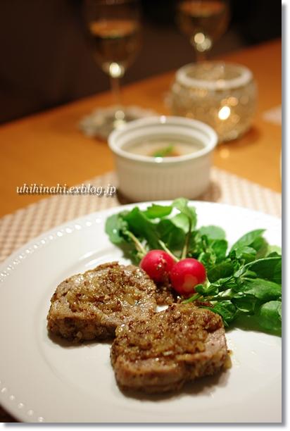 煮豚のオニオンマスタードソース_f0179404_21241360.jpg