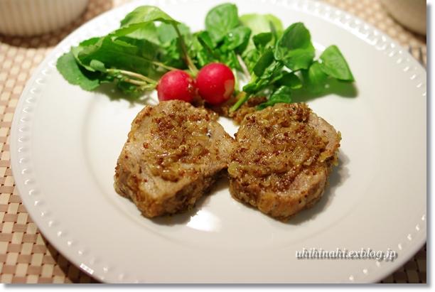 煮豚のオニオンマスタードソース_f0179404_21271794.jpg