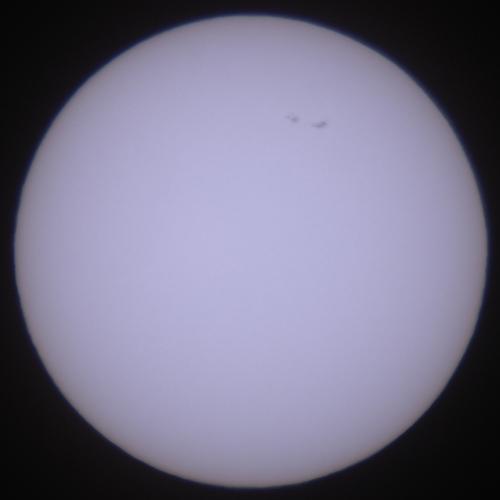 この3日の太陽黒点_e0089232_22425052.jpg