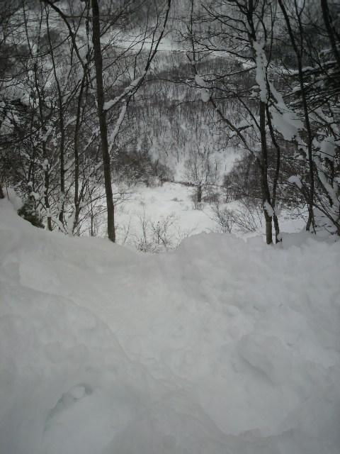 山登り 滑れるなら登る_e0173533_0233077.jpg