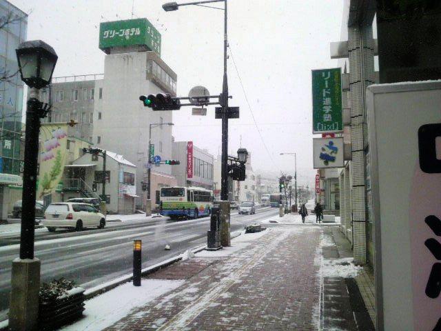 またまた雪です_f0151639_14243713.jpg