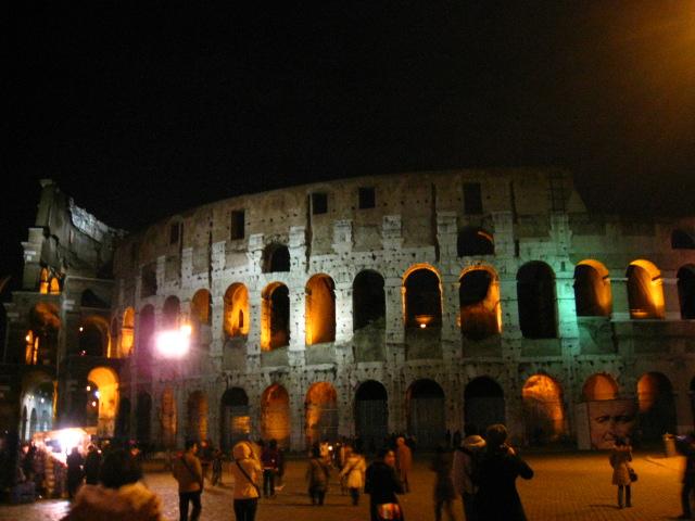初めて世界へと飛び出しました。 ~オルビエート・ヴァチカン・ローマ市内編~ _b0188654_16434241.jpg