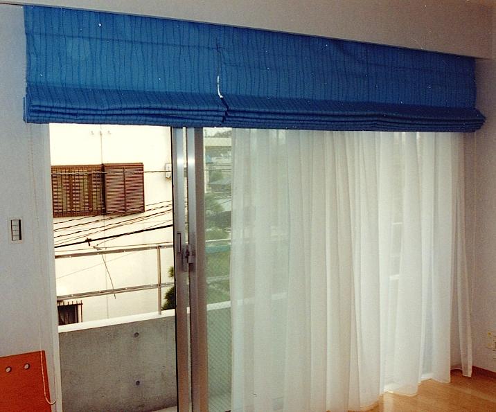 マンションの『WINDOW  TREATMENT』_c0157866_21303244.jpg