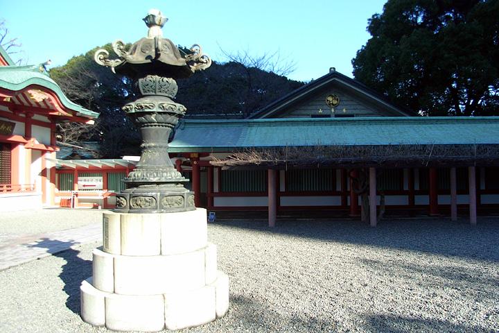 今年初の日枝神社 (1/15)_b0006870_1147318.jpg