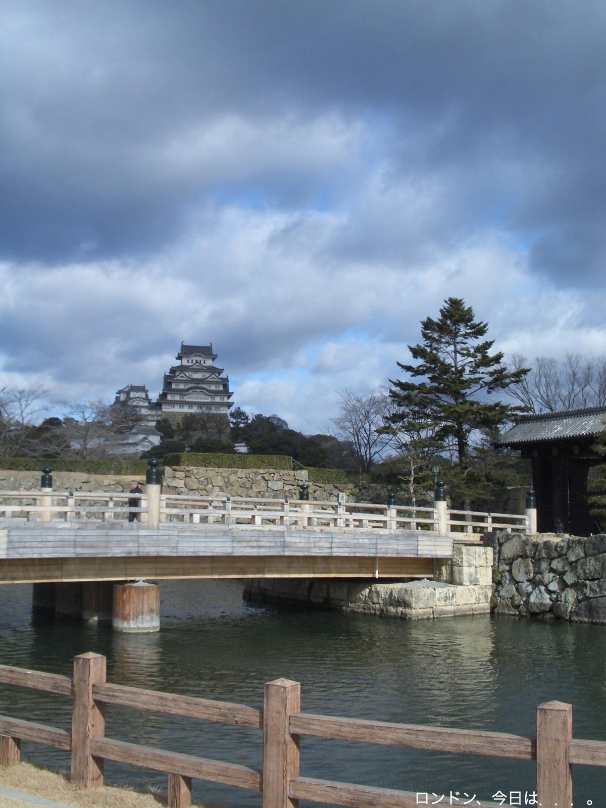 日本ちょこっと旅、姫路城_a0137487_20262836.jpg