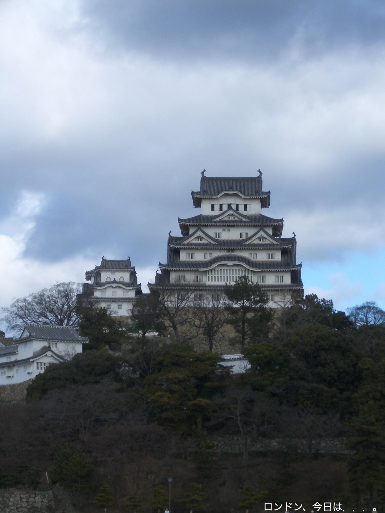 日本ちょこっと旅、姫路城_a0137487_20345373.jpg