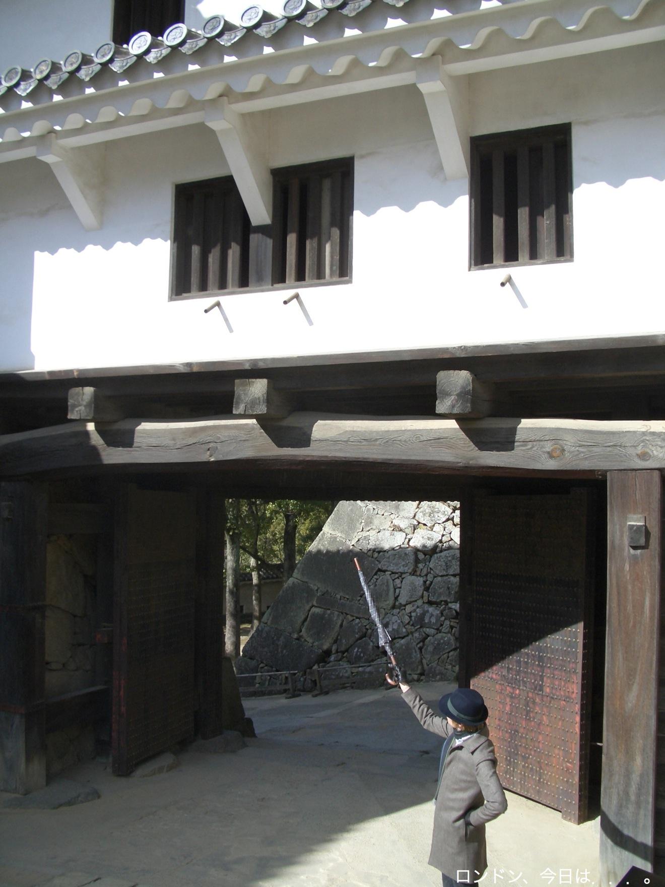 日本ちょこっと旅、姫路城_a0137487_20445666.jpg