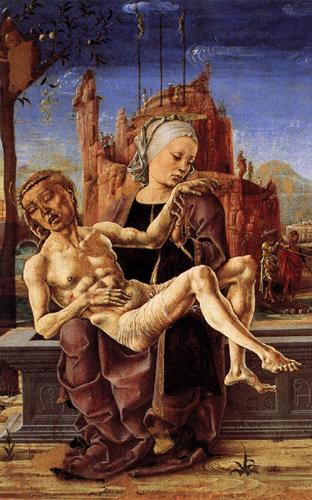 ある1枚の絵に会いに~ヴェネツィア、コッレール博物館_f0106597_1744595.jpg