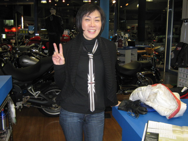 バイクはファッションだ!!_d0100125_18442188.jpg