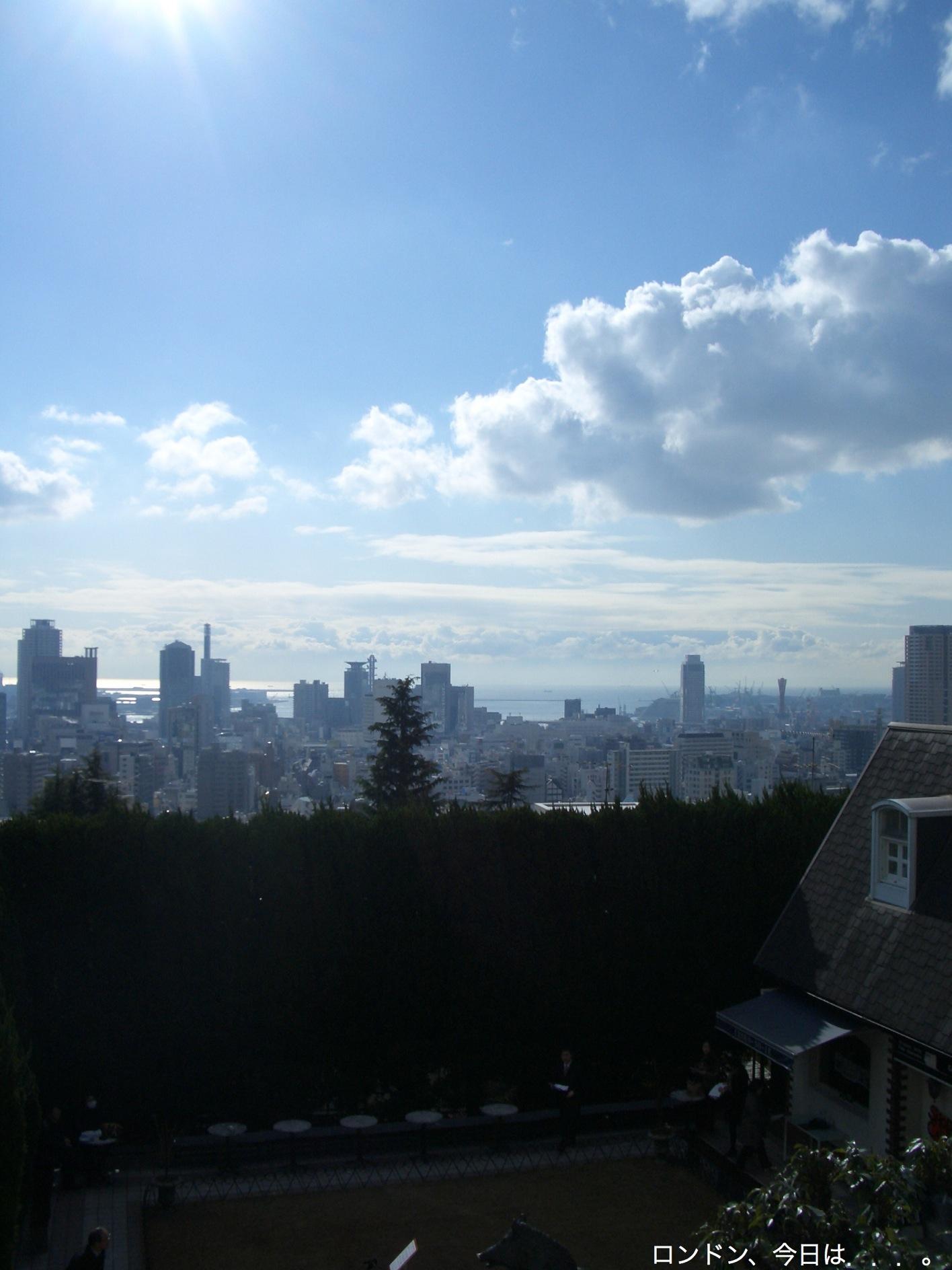 日本ちょこっと旅、神戸_a0137487_1940682.jpg