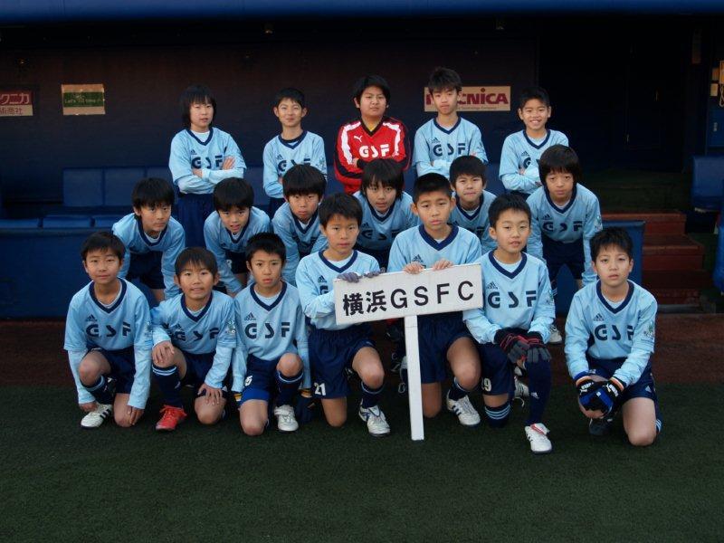 第35回 横浜少年サッカー大会 市長杯_a0109316_13372798.jpg