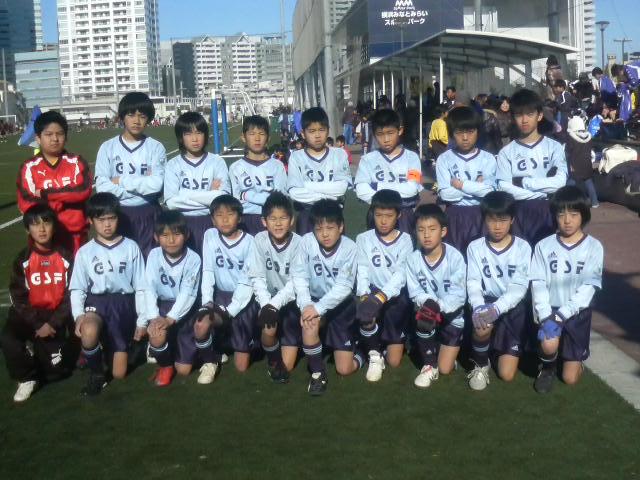 第35回 横浜少年サッカー大会 市長杯_a0109316_13375379.jpg