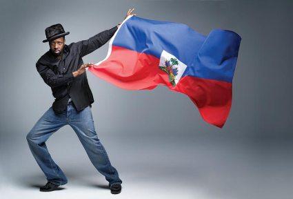 ハイチ救援◎Haiti 出身、Wyclef Jean(ワイクリフ・ジョン)の行動力_b0032617_21314211.jpg