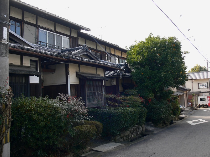 「京都・冬の旅・哲学の道~南禅寺へ」_d0133024_1422020.jpg
