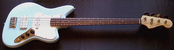 限定4本中の3本のPsychomaster Bassが完成〜ッ!_e0053731_19412447.jpg