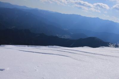 霧氷の三峰山 1235m 奈良県_d0055236_2124447.jpg
