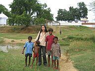インドの子供達