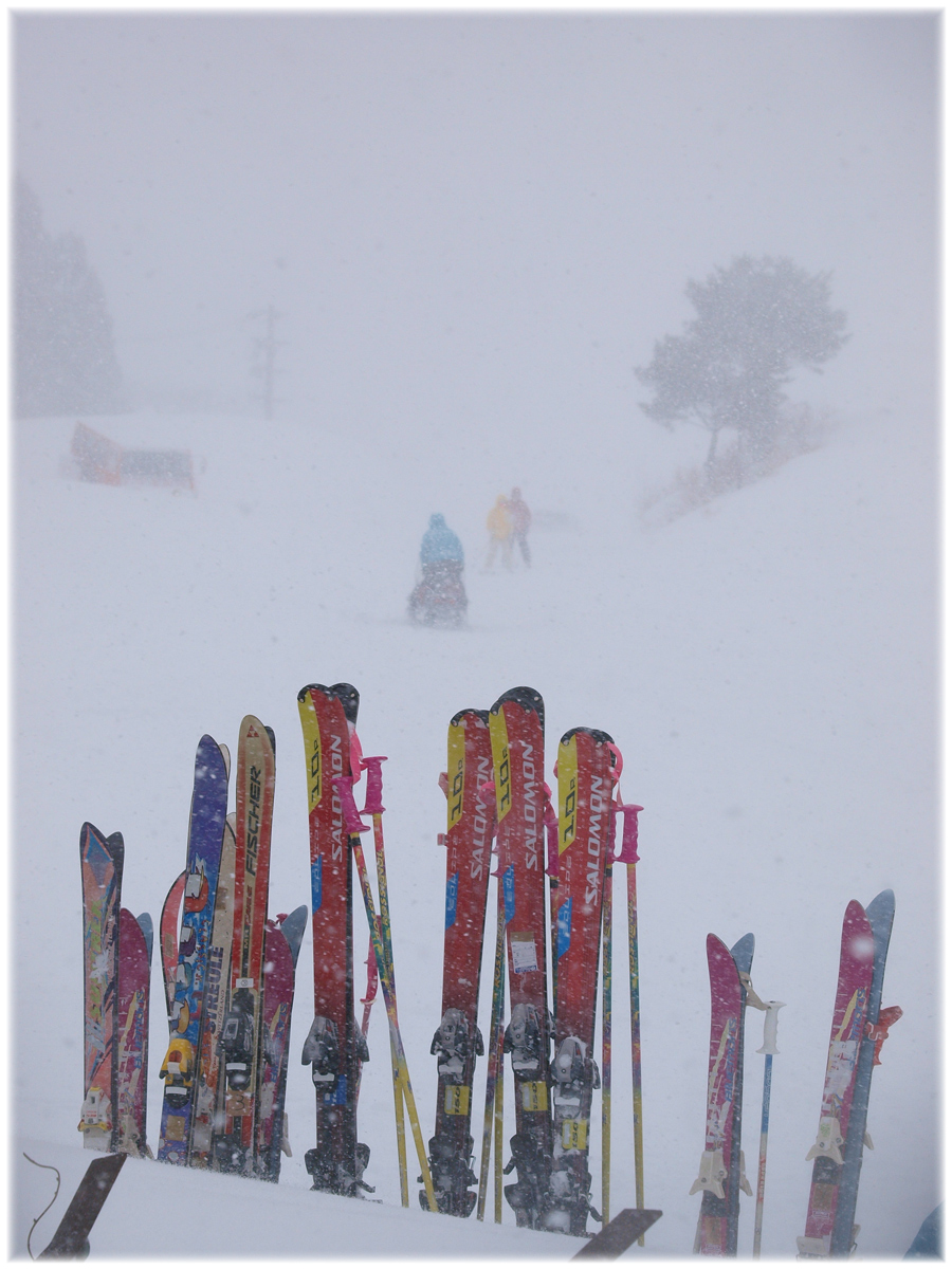 ハチ高原スキー場 6_f0021869_23101957.jpg