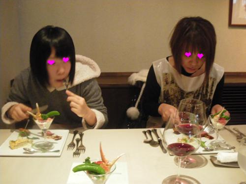 BOOMさんの誕生日(前夜祭?) in 伊勢屋♪_b0125570_10591640.jpg