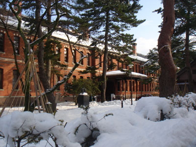 雪の金沢へ_c0077407_8433299.jpg