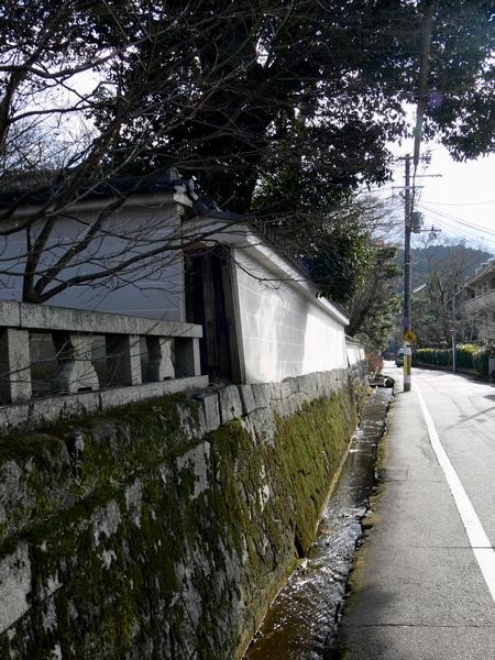 「京都・冬の旅・奥丹の湯豆腐」_d0133024_033067.jpg