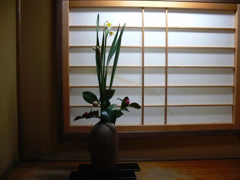 「京都・冬の旅・奥丹の湯豆腐」_d0133024_0353221.jpg