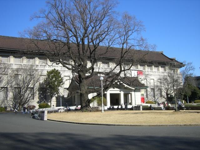 国立博物館 上野_c0210533_1232057.jpg