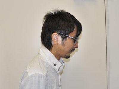 【brace奈良店】清水さんにカットしてもらいました。_c0080367_18371730.jpg